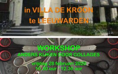 Collageworkshop 28 februari 2020